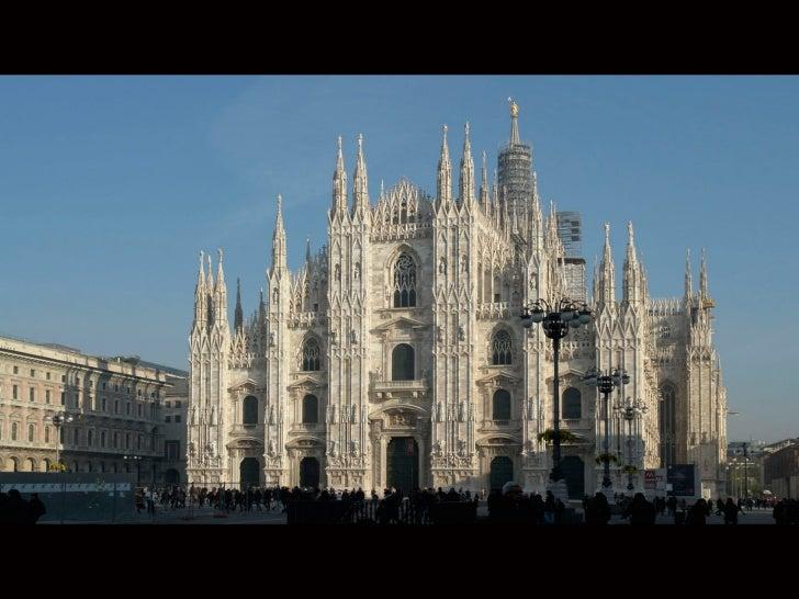Milano - Auf dem Dach des Doms