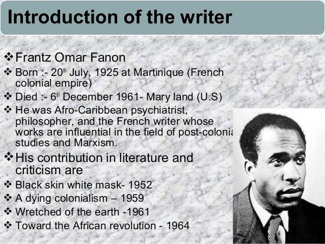 A Macat Analysis of Frantz Fanon's Black Skin, White Masks