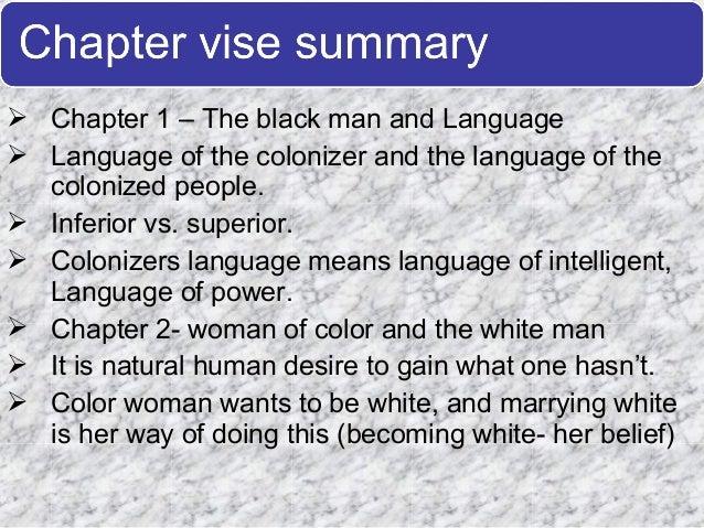 Frantz fanons pioneering studies of the psychological impact of racism