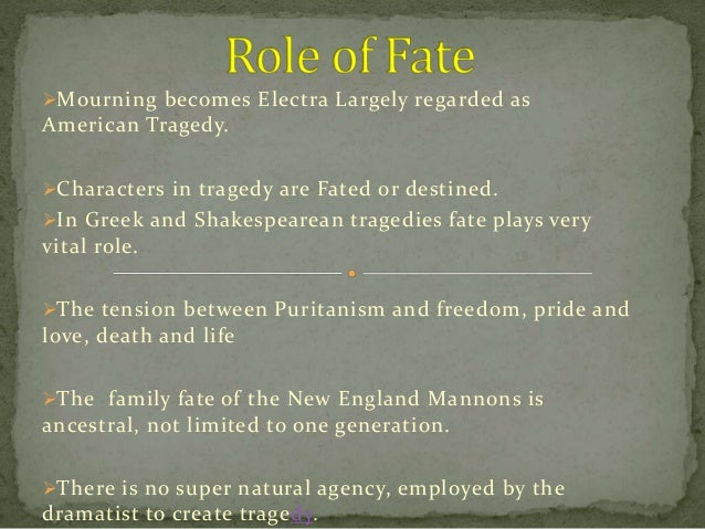Role of fate in life