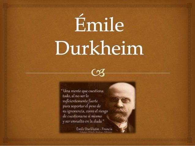   (Épinal, 1858 - París, 1917) Sociólogo, pedagogo y antropólogo francés, uno de los pioneros en el desarrollo de la mod...