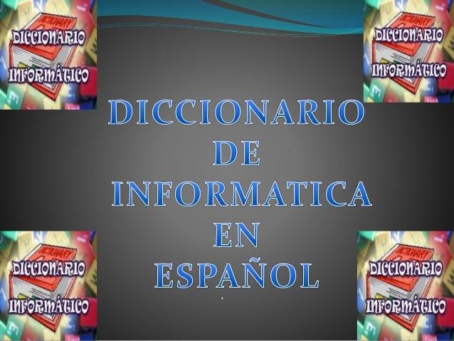 Milena diccionario (1) Slide 1