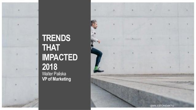 2019 Digital Marketing Trends Webinar