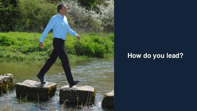 milestoneselling.com 1 How do you lead?