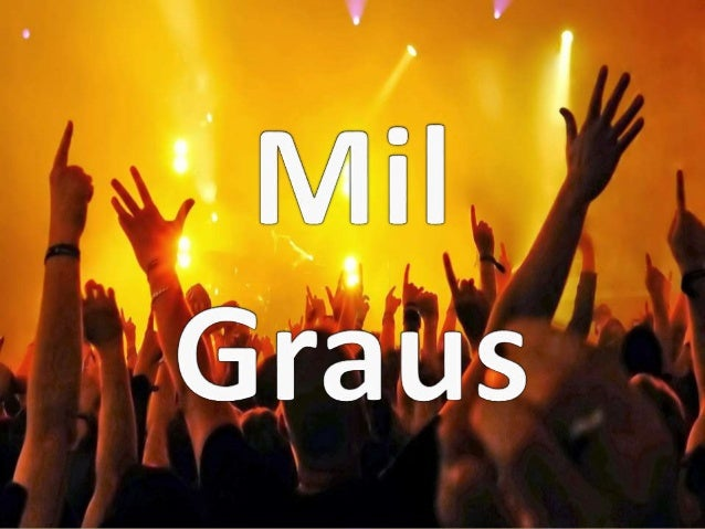 Mil Graus - Renascer Praise