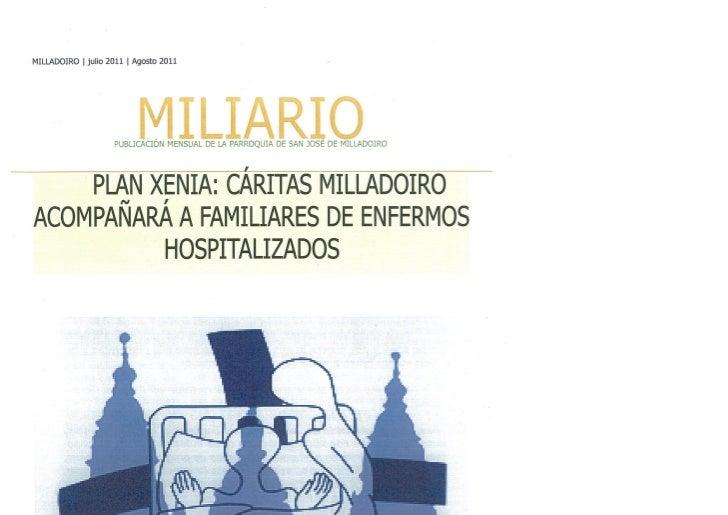 Miliario MILLADOIRO