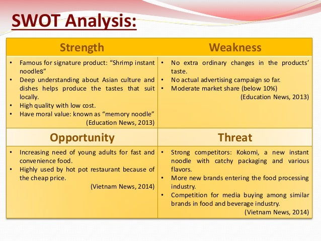 pest analysis for instant noodle Maggi is a multinational firm fall in the food industry the product maggi offers include seasonings, instant soups and noodles the organization was basically.