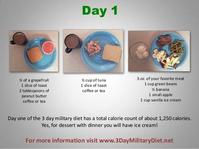 What Is The Military Diet?