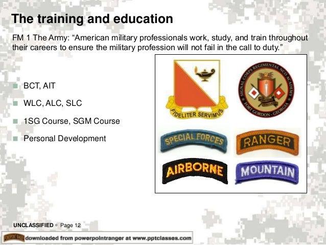 army professionalism Army professionalism, the military ethic, and officership in the 21 st century professor don snider (jd7831@exmailusmaedu) major john nagl (jj9508@exmailusmaedu.