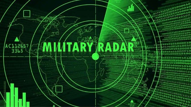 WHAT IS RADAR ?? • RAdio Detection And Ranging • An Object Detection System that transmits the electromagnetic waves and a...