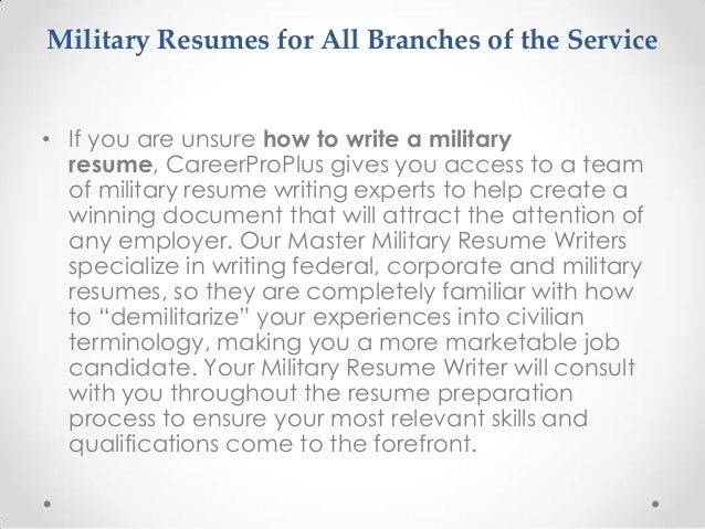 Military Resumes professionally written military resume to civilian sample and writing guide page 1 resume samples writing guide pinterest writing resume and Military Resumes