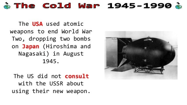 Soviet Union Nuclear Weapons Cold War