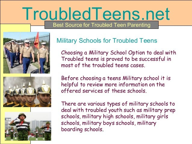 Facilities Offered By Troubled Teens Military Boarding School