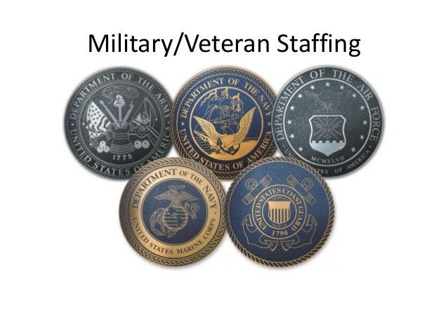 Military/Veteran Staffing