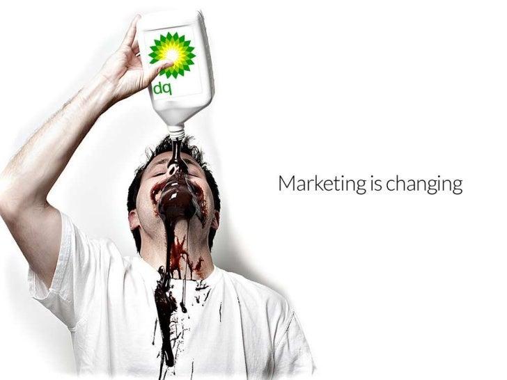 Marketing Is Like Kissing by imNylon Slide 2