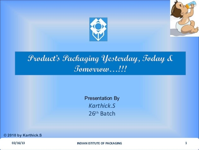 Presentation By                              Karthick.S                              26th Batch© 2010 by Karthick.S    02/...