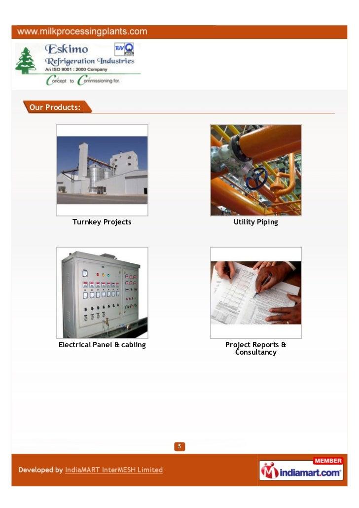 Eskimo Refrigeration Industries Pune Designing