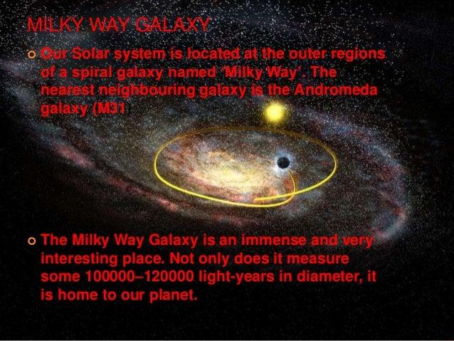 solar system vs galaxy - photo #5