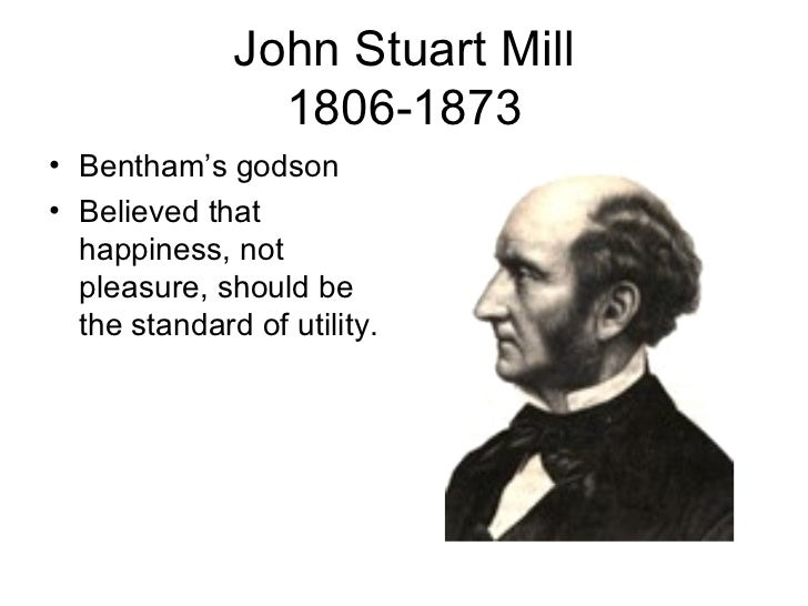 the utilitarianism by john stuart mill Utilitarianism: utilitarianism, in normative ethics, a tradition stemming from the late 18th- and 19th-century english philosophers and economists jeremy bentham and john stuart mill according to which an action is right if it tends to promote happiness and wrong if it tends to produce the reverse of happiness—not.