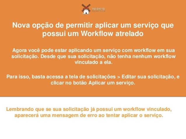 Agora você pode estar aplicando um serviço com workflow em sua solicitação. Desde que sua solicitação, não tenha nenhum wo...