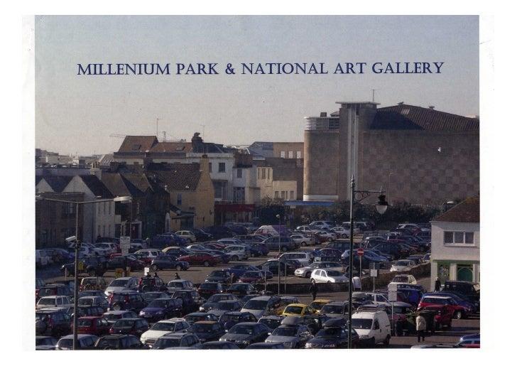 Millenium Park Proposal, ST Helier, Jersey