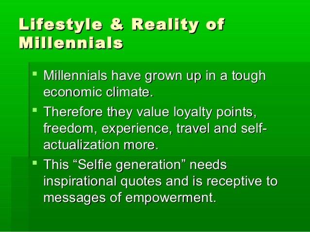Millennial & Gen Y Digital Marketing Tactics
