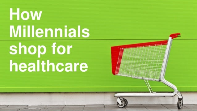 © 2015 Nuance Communications, Inc. All rights reserved. 1 How Millennials shop for healthcare