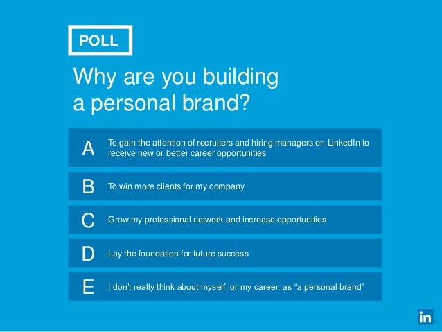 How Millennials Are Building Their Personal Brand on LinkedIn