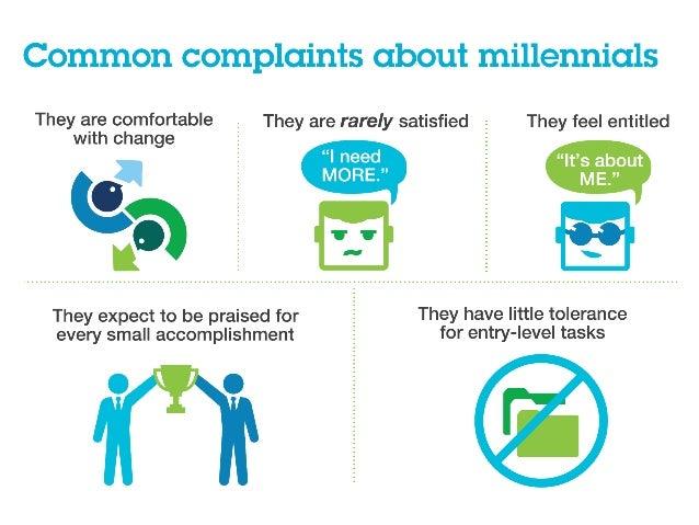 The truth about millennials Slide 2