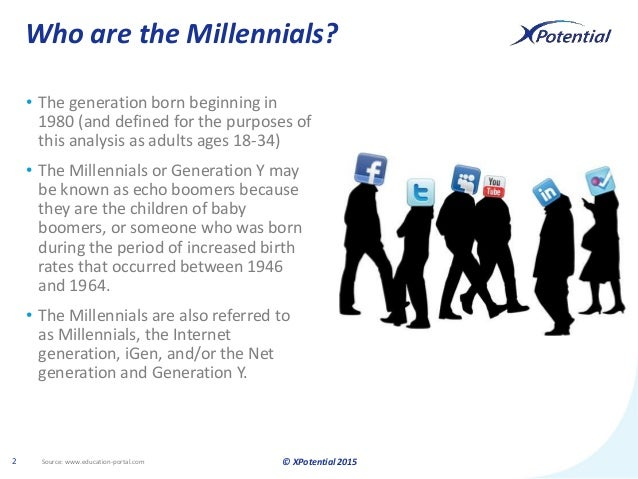 Millennials in the Workplace - How to better connect with them in the…