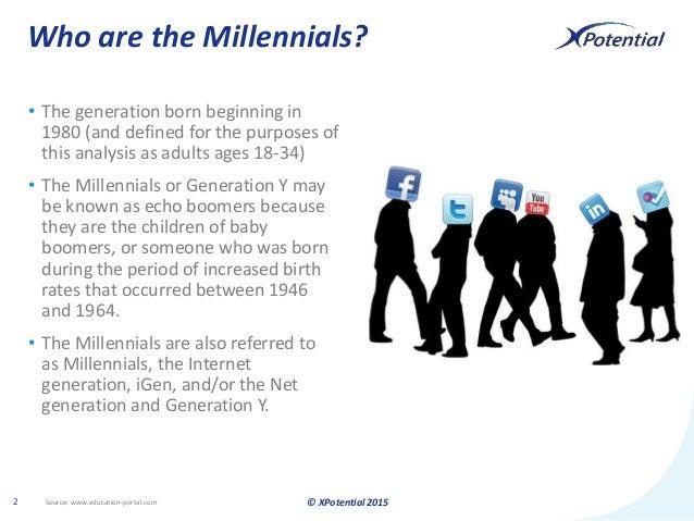 generation y in workplaces