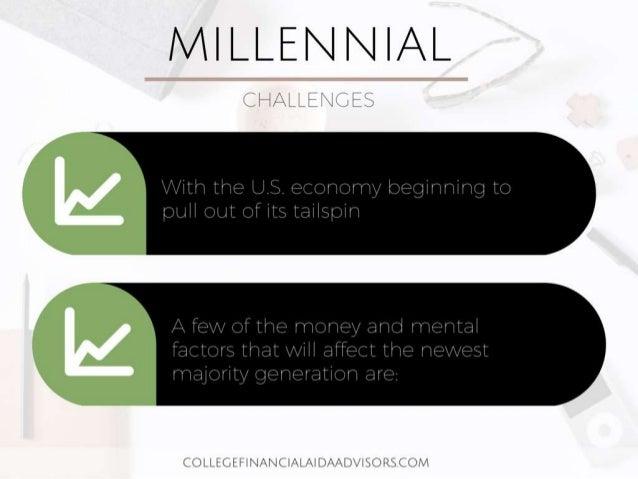 Millennials Challenges Slide 3