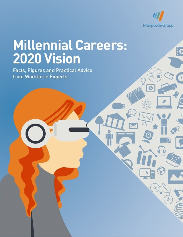 Millennial Careers: 2020 Vision Facts, Figures and Practical Advice from Workforce Experts