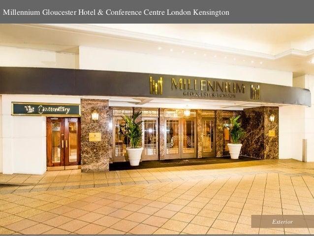Millennium Gloucester Hotel London Kensington Parking