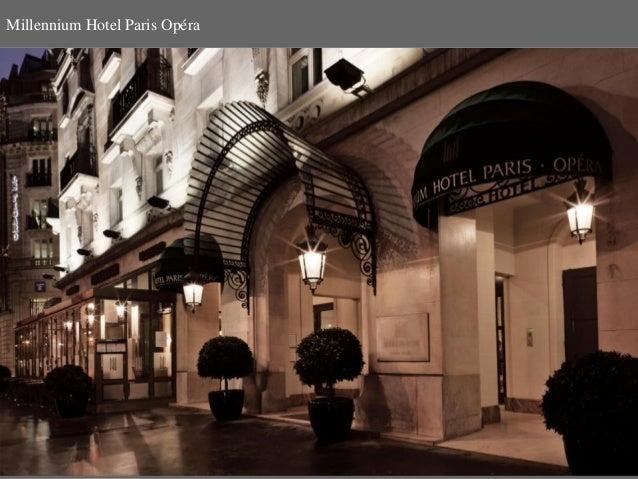 millennium hotel paris opera. Black Bedroom Furniture Sets. Home Design Ideas