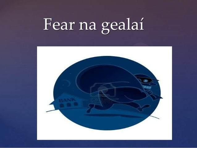 Fear na gealaí  {