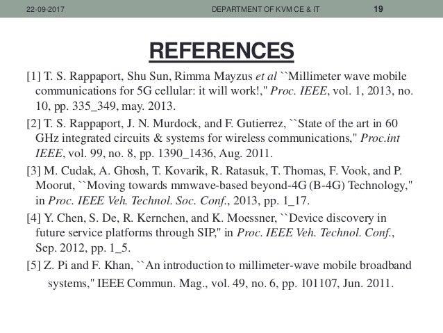 millimeter wave wireless communications rappaport pdf