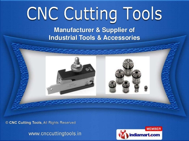 Manufacturer & Supplier ofIndustrial Tools & Accessories