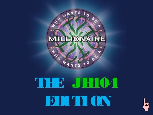 THE JH404 EDITION