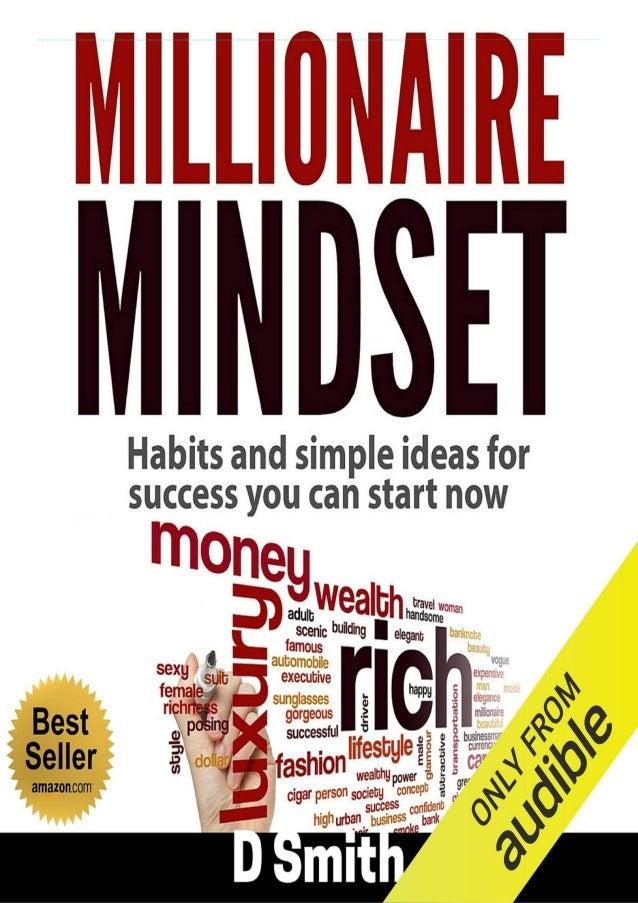 [PDF] Millionaire Mindset: Habits and Simple Ideas for Success You Can Start Now download PDF ,read [PDF] Millionaire Mind...