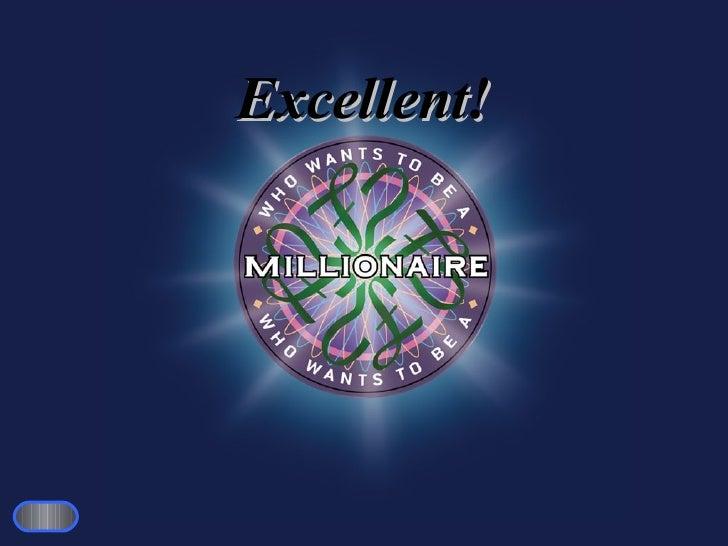 Millionaire Soundcopy Slide 3