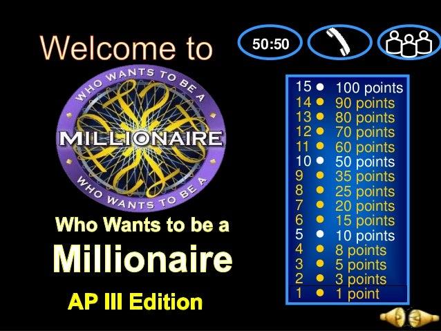 Kabihasnan sa Amerika (Powerpoint Game - Who Wants To Be A ...