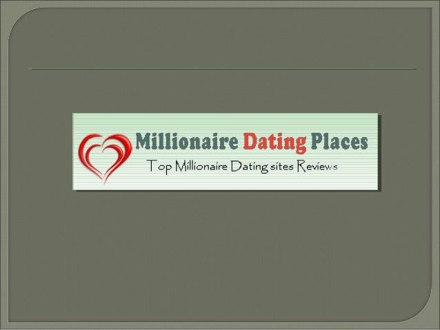 Millionaire match dating sites