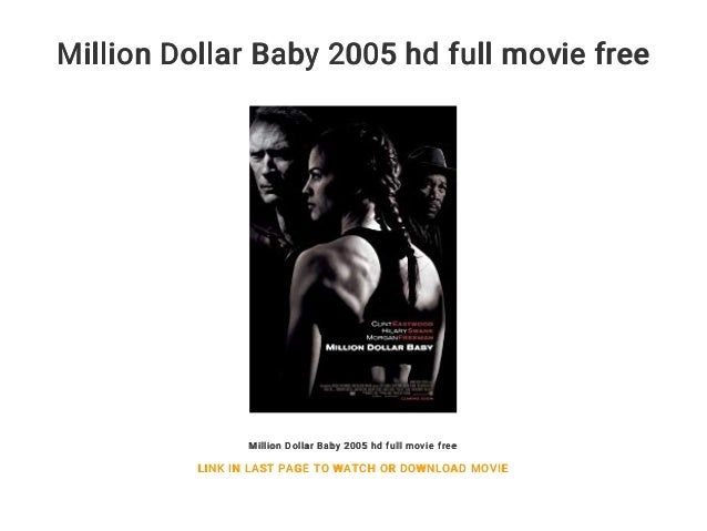 million dollar baby full movie free