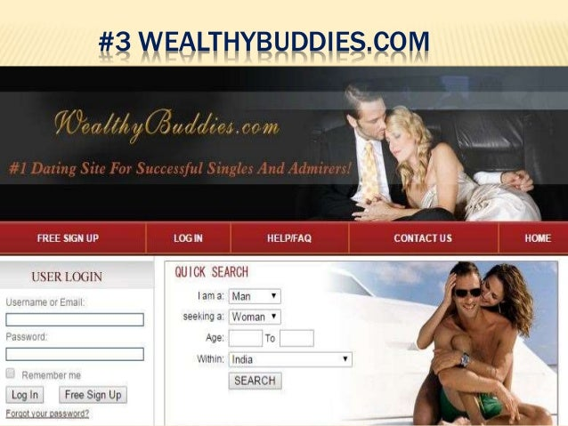 2019 Top 5 Billionaire Dating Sites