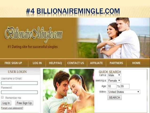 Completely free millionaire dating sites