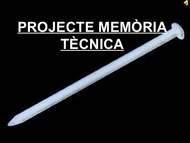 PROJECTE MEMÒRIA TÈCNICA Frank Gimeno Ruíz 1r Eso E num. 12 FET   PER   FRANK   GIMENO   RUIZ   1r   ESO   E Fes clic a es...