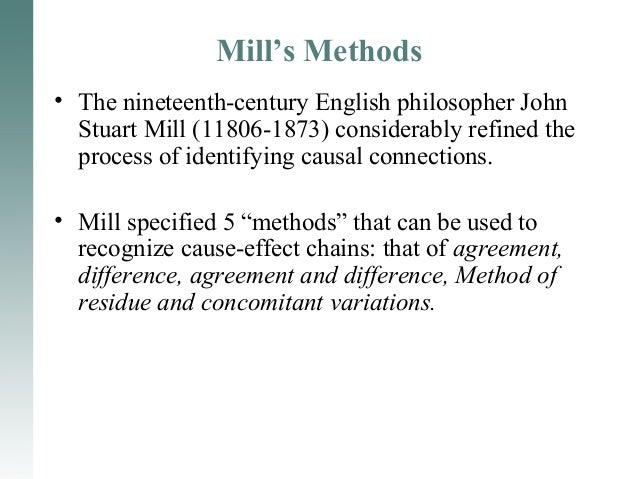 Mills Methods Philosophy
