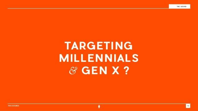 Millennials vs. Gen-X