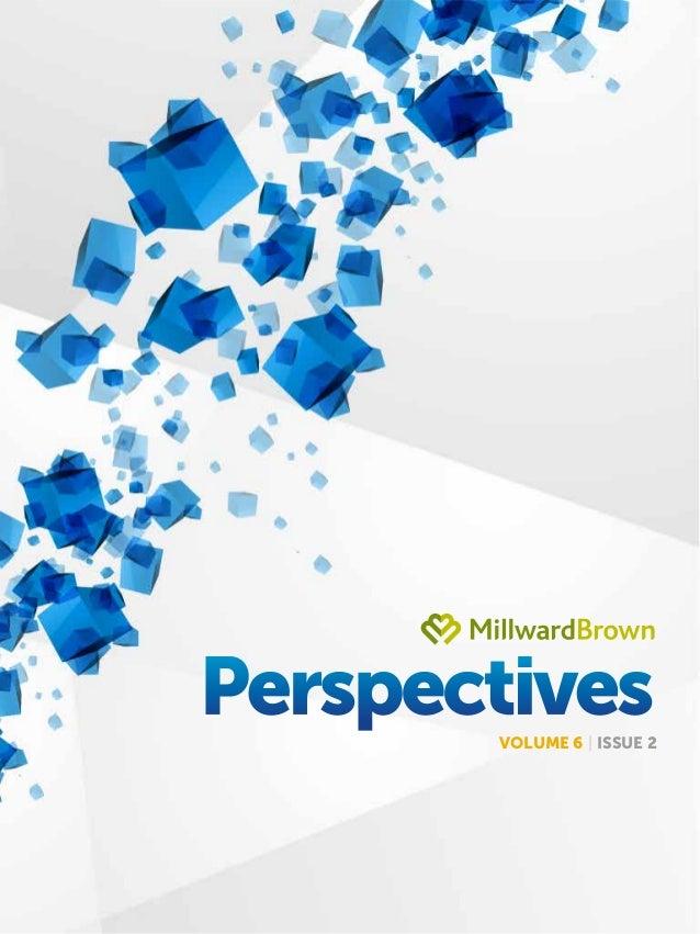PerspectivesVOLUME 6 | ISSUE 2
